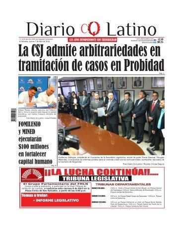 Edición 7 de Abril de 2016