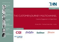 THE CUSTOMER JOURNEY MULTICHANNEL