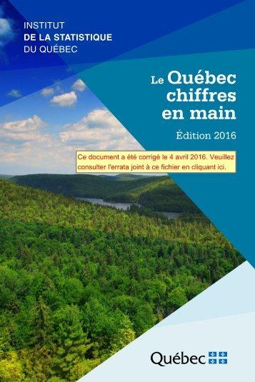 Québec chiffres en main