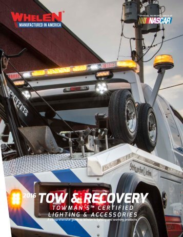 TOW & RECOVERY