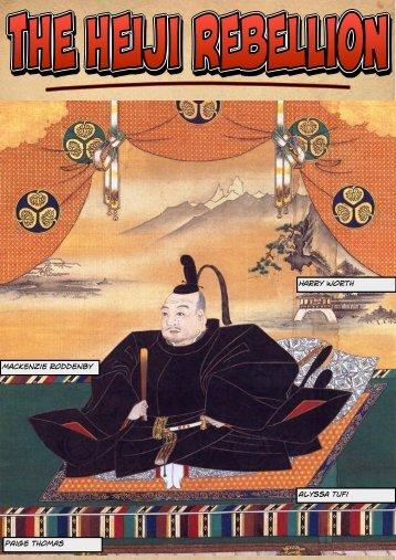 The Heiji rebellion