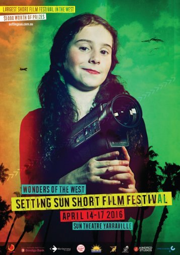 WELCOME TO THE SETTING SUN SHORT FILM FESTIVAL