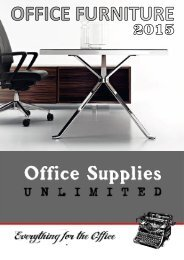 OFFICE FURNITURE CATALOGUE