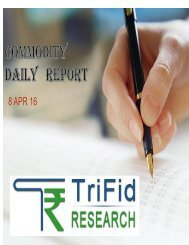 Free Commodity Trading and MCX Tips