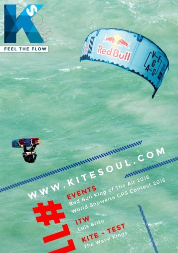Kitesoul Magazine #11 English Edition