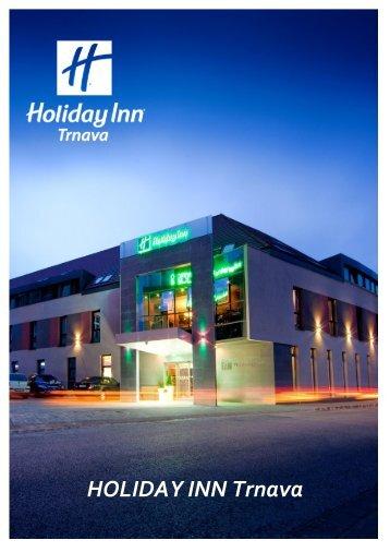 Katalóg 2015 - Holiday Inn Trnava