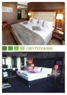 Katalóg 2015 - Holiday Inn Trnava - Page 2