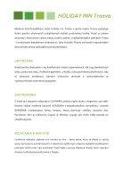 Katalóg 2015 - Holiday Inn Trnava - Page 7