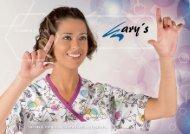 Catálogo Sanidad, Limpieza, Alimentación y Trabajo - Uniformes Gary's