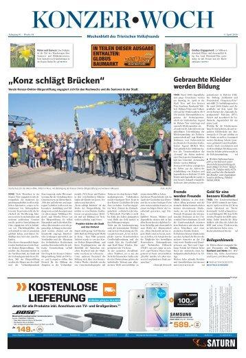 Konzer Woch 09.04.2016