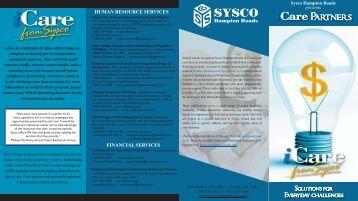 Sysco Food Services Of Arizona