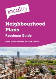 Neighbourhood Plans
