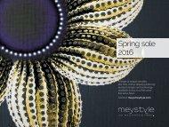 Meystyle Spring Sale 2016