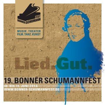 schumannfest 2016