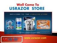 Buy Online Shaving Razor | USRazor