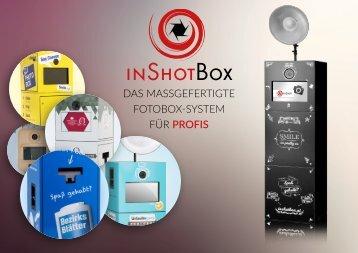 Fotobox & Photobooth kaufen für Firmen, Eventagenturen & Veranstaltungslocations