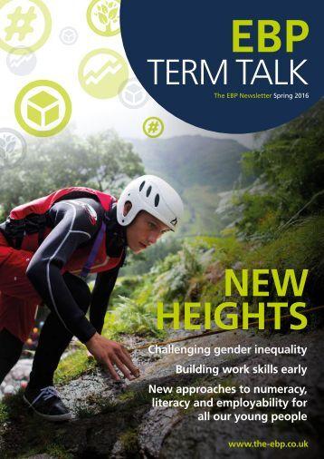 Term Talk Spring 2016