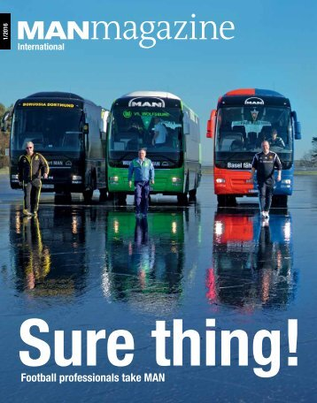 MANmagazin edition Bus 1/2016 International