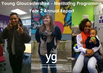 Young Gloucestershire - Mentoring Programme Year 2 Annual Report