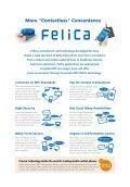FeliCa General Catalog - Sony - Page 2