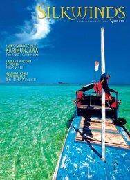 Silkwinds Inflight Magazine - Burmese Rubies