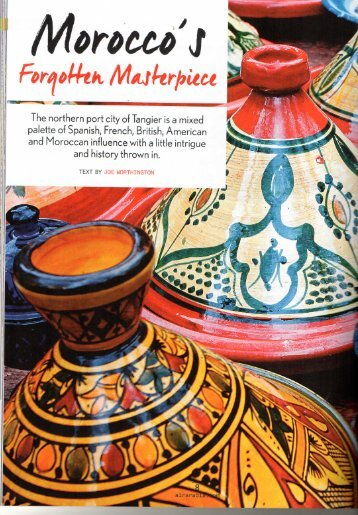 Morocco's Forgotten Masterpiece