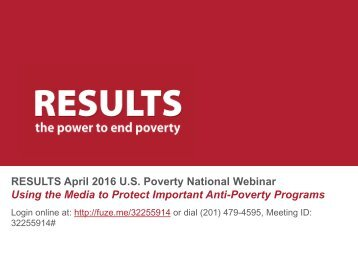 2016-04_RESULTS_U_S_Poverty_National_Webinar_Slides