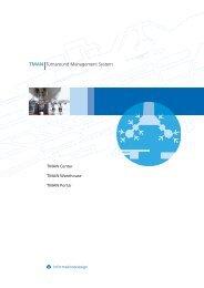 TMAN, Turnaround Management - Informationsdesign AG