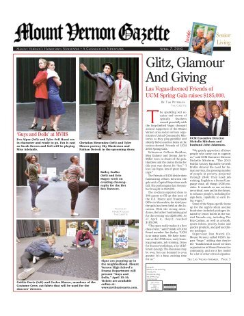 Inside Glitz Glamour And Giving