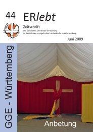 Download - Nr. 44 - Geistliche Gemeindeerneuerung Württemberg