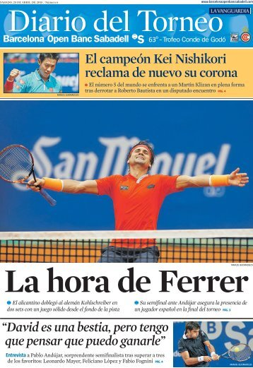 La hora de Ferrer