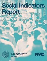 Social Indicators Report