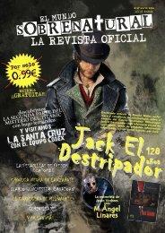 El Mundo Sobrenatural Abril 2016 - Jack El Destripador
