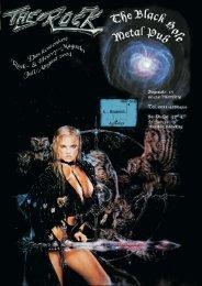 The Rock - Ausgabe 58 - 07/08 2004