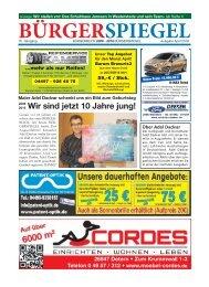 April 2016 | Bürgerspiegel
