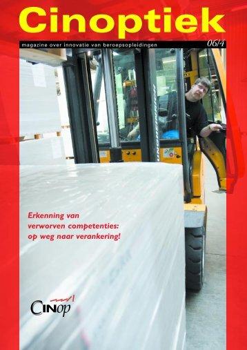 Download magazine - Cinop