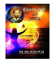 Theology Of Paul