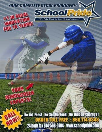 Baseball and Softball Products