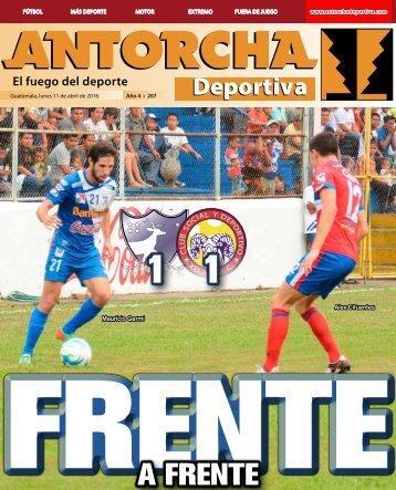 Antorcha Deportiva 207