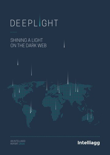 SHINING A LIGHT ON THE DARK WEB