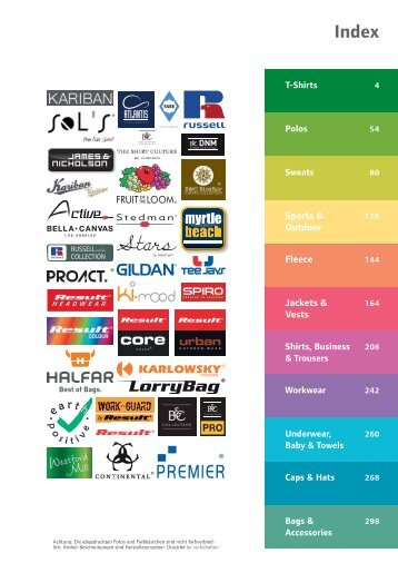 Textilien Wetrends 2016