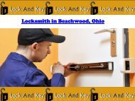 Locksmith Services in Beachwood
