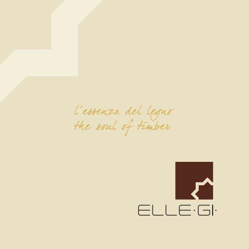 ELLEGI - The soul of timber