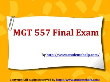 mgt 216 final exam 2 Mgt 216 final exam guide 100% correct answers mgt 216 final exam guide 100% correct answers to buy this class copy & paste below link in.
