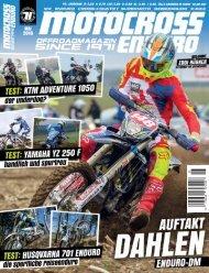 Motocross Enduro - 05/2016