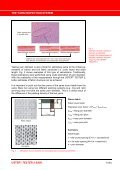TESTER 5-S800 APPLICATION REPORT The ... - Uster Technologies - Page 7