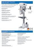 Säulenbohrmaschinen Baureihe GS - Seite 2