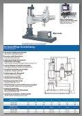 Radialbohrmaschinen Baureihe GRB - Seite 3