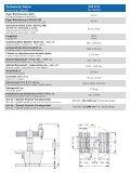 Schnellradialbohrmaschine GSR 32 G - Seite 3