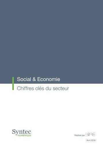 Social & Economie Chiffres clés du secteur
